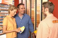 Kundenzufriedenheit: Bau-, Drogerie- und Lebensmittelmärkte ganz oben