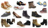 Schuhe für den Herbst