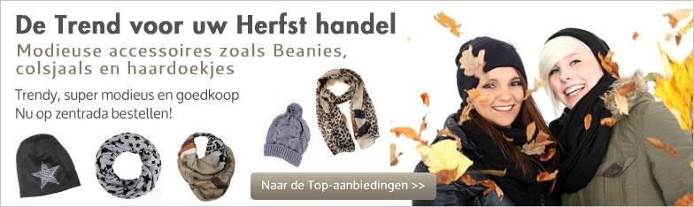 herfst fashion accessories beanies colsjaals groothandel