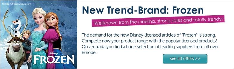 Frozen Disney Ice queen Licensed products