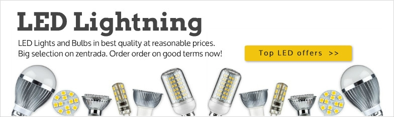 LED illuminant Bulb light lightning