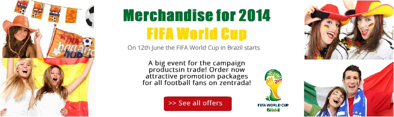 Football - FIFA Worldcup Fan articles Wholesale