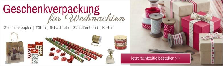 Weihnacht Geschenkverpackung Schleifenband Geschenktüte