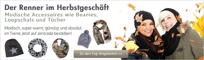 Beanie Loopschal Tücher Accessoire Fashion