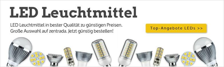 LED Leuchtmittel Glühbirne