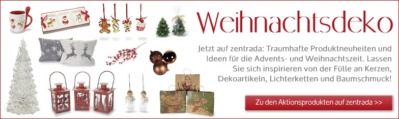 Weihnacht Advent Deko Großhandel
