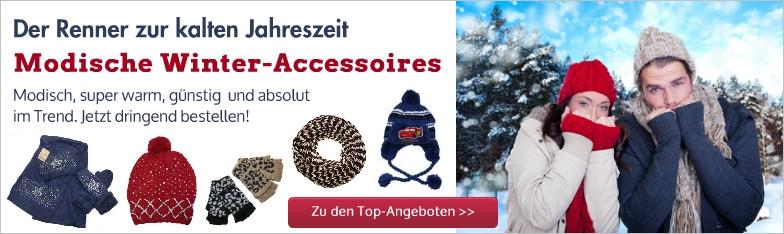 Schal Mütze Tücher Winter