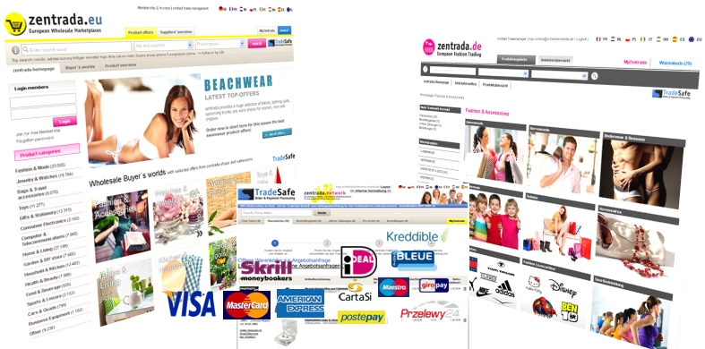 DE-Fashion-Großhandel-Network