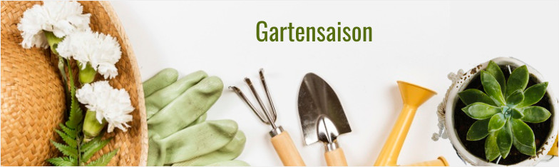 Gartensaison - Grosshandel